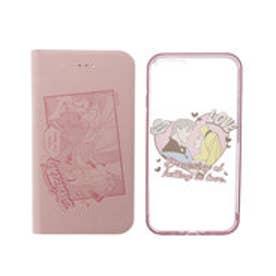サマンサタバサプチチョイス ディズニーコレクション「オーロラ姫」iPhone7ケース(ピンク)