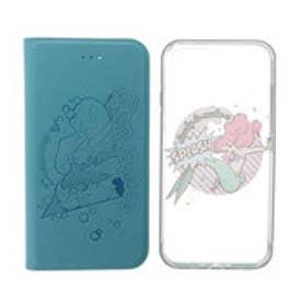 サマンサタバサプチチョイス ディズニーコレクション「アリエル」iPhone7ケース(ミント)