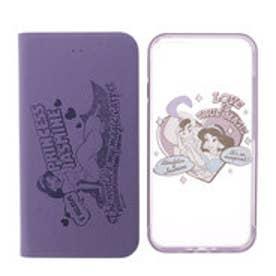 サマンサタバサプチチョイス ディズニーコレクション「ジャスミン」iPhone7ケース(ブルーパープル)