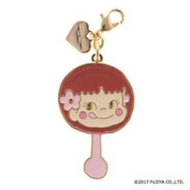 サマンサタバサプチチョイス ペコ&ポココレクション ファスナートップ ぺろぺろチョコ(ピンク)