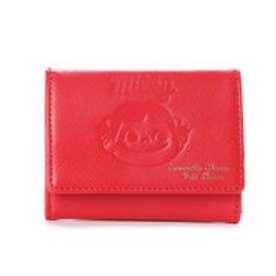 サマンサタバサプチチョイス ペコ&ポココレクション ミニ財布(レッド)