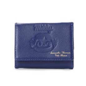 サマンサタバサプチチョイス ペコ&ポココレクション ミニ財布(ネイビー)