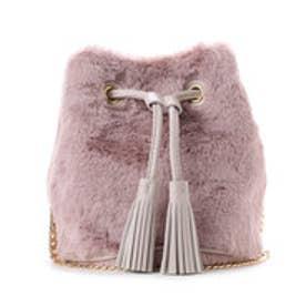 サマンサタバサプチチョイス 雑誌「ViVi」コラボ ファーミニバッグ(ピンク)