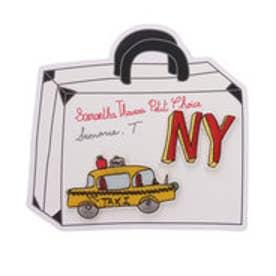 サマンサタバサプチチョイス Lara Collection ニューヨークシリーズ ワッペン(タクシー)(マルチカラー)