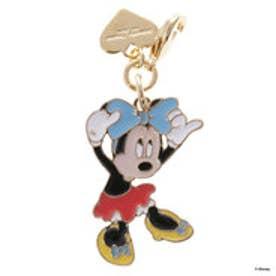 サマンサタバサプチチョイス ディズニーコレクション「ミッキーマウス&ミニーマウス」 ファスナートップ ミニーマウス(ゴールド)