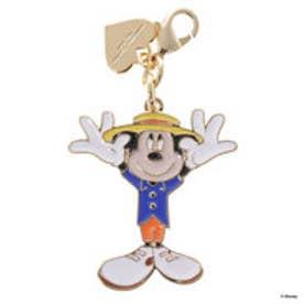 サマンサタバサプチチョイス ディズニーコレクション「ミッキーマウス&ミニーマウス」 ファスナートップ ミッキーマウス(ゴールド)