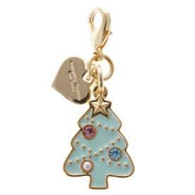 サマンサタバサプチチョイス クリスマスツリー ファスナートップ(ライトブルー)