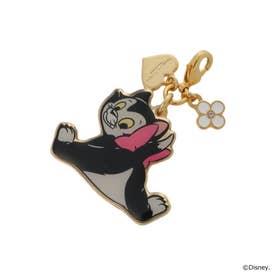 サマンサタバサプチチョイス ディズニーコレクション ミニー&フィガロ ファスナートップ(ゴールド)
