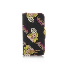 サマンサタバサプチチョイス バービーコレクション Book型iPhoneケース(ブラック)