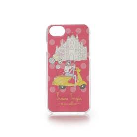 サマンサタバサプチチョイス Lara Collection イタリアシリーズ iPhone7-8ケース(レッド)