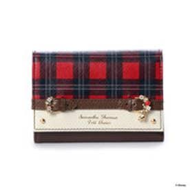 サマンサタバサプチチョイス ディズニーコレクション「くまのプーさん」シリーズ(折財布)(レッド)