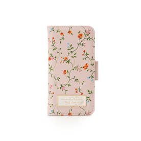 サマンサタバサプチチョイス フラワープリントシリーズ(iphone6-8ケース) ベビーピンク