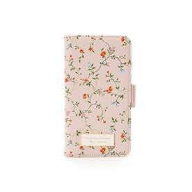 サマンサタバサプチチョイス フラワープリントシリーズ(iphone6+-8+ケース) ベビーピンク