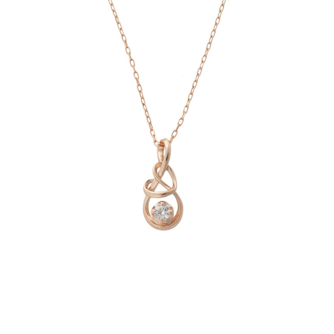 buy popular b79c1 b3a9c Samantha Thavasa サマンサティアラ Infinity Love knot ...