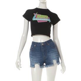 サマンサベガ DINER T-shirt(ブラック)