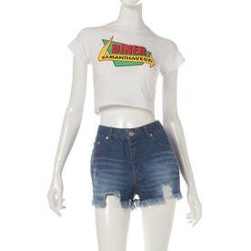 サマンサベガ DINER T-shirt(ホワイト)