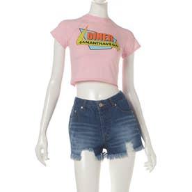 サマンサベガ DINER T-shirt(ピンク)