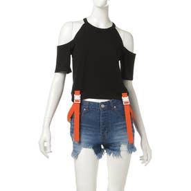サマンサベガ LOGO miniTshirt(ブラック)