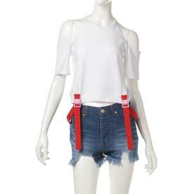 サマンサベガ LOGO miniTshirt(ホワイト)