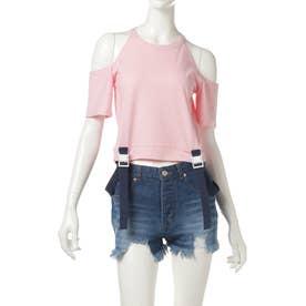 サマンサベガ LOGO miniTshirt(ピンク)