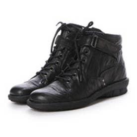 リュエ アンジェ Rue Angers 【KHRIO】 ブーツ(ブラック)
