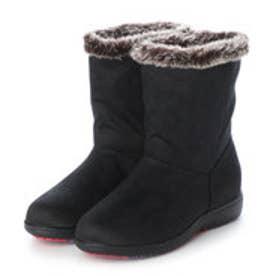 016f1de4aa1f7 ムーンスターイブ MOONSTAR EVE 【防水・すべりにくい靴】EVE あったか防水・防寒ブーツ WPL054 (ブラック) ¥6,500