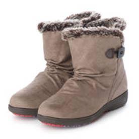 bca9aba34f0f2 ムーンスターイブ MOONSTAR EVE 【防水・すべりにくい靴】EVE あったか防水・防寒ブーツ WPL053 (グレー) ¥6,500