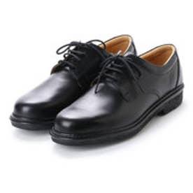 リナシャンテ バレンチノ Rinescante Valentiano 日本製本革ビジネスシューズ プレーンタイプ (ブラック)