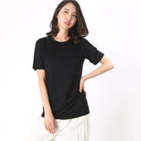 デレクラム テン クロスビー DEREK LAM 10 CROSBY s/s 1 pocket t-shirt (black)