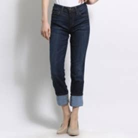ジョーズ JOE'S COOLMAX - SAMANTHA (CLEAN CUFF CROP)(dark blue)