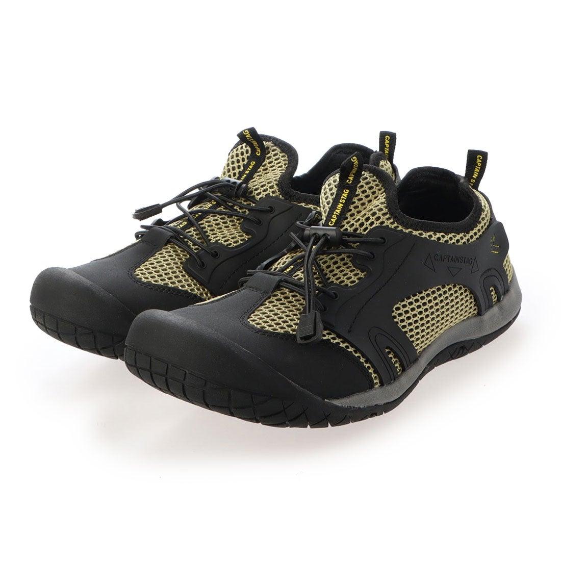ロコンド 靴とファッションの通販サイトキャプテンスタッグ CAPTAIN STAG メンズ アウトドアスタイルスニーカー (KHAKI)