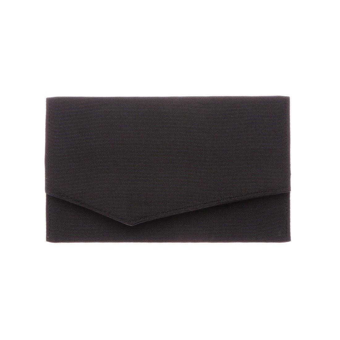 プレンドレ ラ ジョア prendre la joie 喪服・礼服用 グログラン黒ふくさ (ブラック)