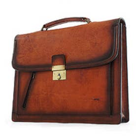 【SAC'S BAR】青木鞄 ブリーフケース 5223 50 ブラウン 他