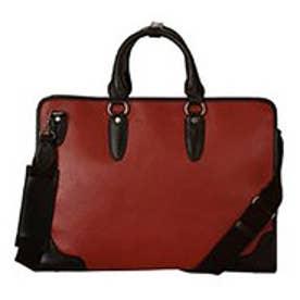 【SAC'S BAR】青木鞄 ブリーフケース 4582 【30】レッド