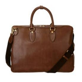 【SAC'S BAR】青木鞄 ブリーフケース 4192 【50】ブラウン