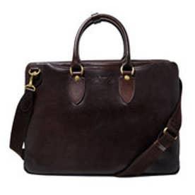 【SAC'S BAR】青木鞄 ブリーフケース 4192 【56】チョコ