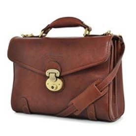 【SAC'S BAR】青木鞄 ブリーフケース 5120 50 ブラウン 【50】ブラウン