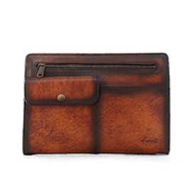 【SAC'S BAR】青木鞄 セカンドバッグ 5214 50 ブラウン 他