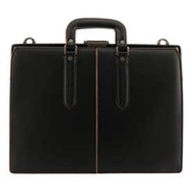 【SAC'S BAR】青木鞄 ブリーフケース 枯淡 3684 【10】ブラック