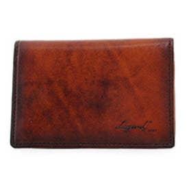 【SAC'S BAR】アオキカバン aoki 青木鞄 カードケース 5204 【50】ブラウン