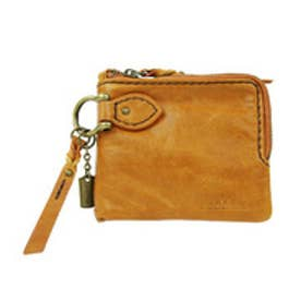 【SAC'S BAR】アックス 財布 AXE ピロー 二つ折り財布 馬革 603612 チョコ