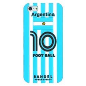 バンデル iphone ケース ワールドフットボール 5/5S アルゼンチン