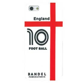 バンデル iphone ケース ワールドフットボール 5/5S イングランド