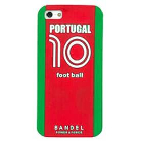 バンデル iphone ケース ワールドフットボール 5/5S ポルトガル