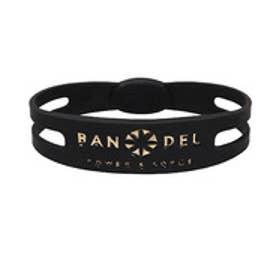 【SAC'S BAR】バンデル BANDEL ブレスレット メタリック ブラック×ゴールド