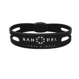【SAC'S BAR】バンデル BANDEL ブレスレット メタリック ブラック×シルバー