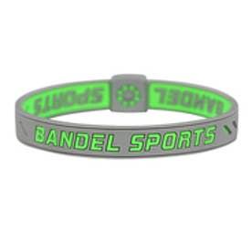 【SAC'S BAR】バンデル BANDEL SPORTS スポーツ ストリング ブレスレット グリーン×グレー