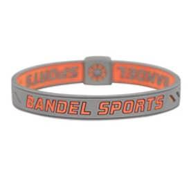 【SAC'S BAR】バンデル BANDEL SPORTS スポーツ ストリング ブレスレット オレンジ×グレー