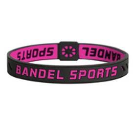 【SAC'S BAR】バンデル BANDEL SPORTS スポーツ ストリング ブレスレット ピンク×ブラック