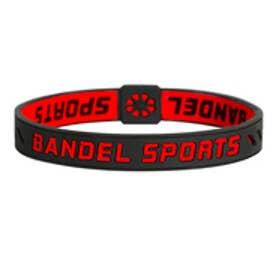 【SAC'S BAR】バンデル BANDEL SPORTS スポーツ ストリング ブレスレット レッド×ブラック